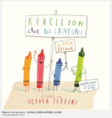 Projet – Rébellion chez les crayons
