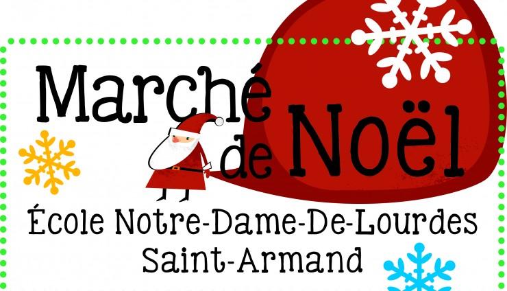 3e édition Marché de Noël 2019