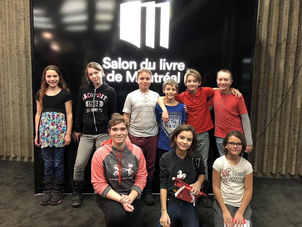 Salon du livre Montréal