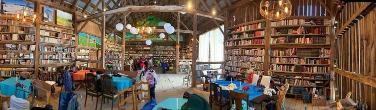 Sortie culturelle à la Grange aux livres de St-Armand