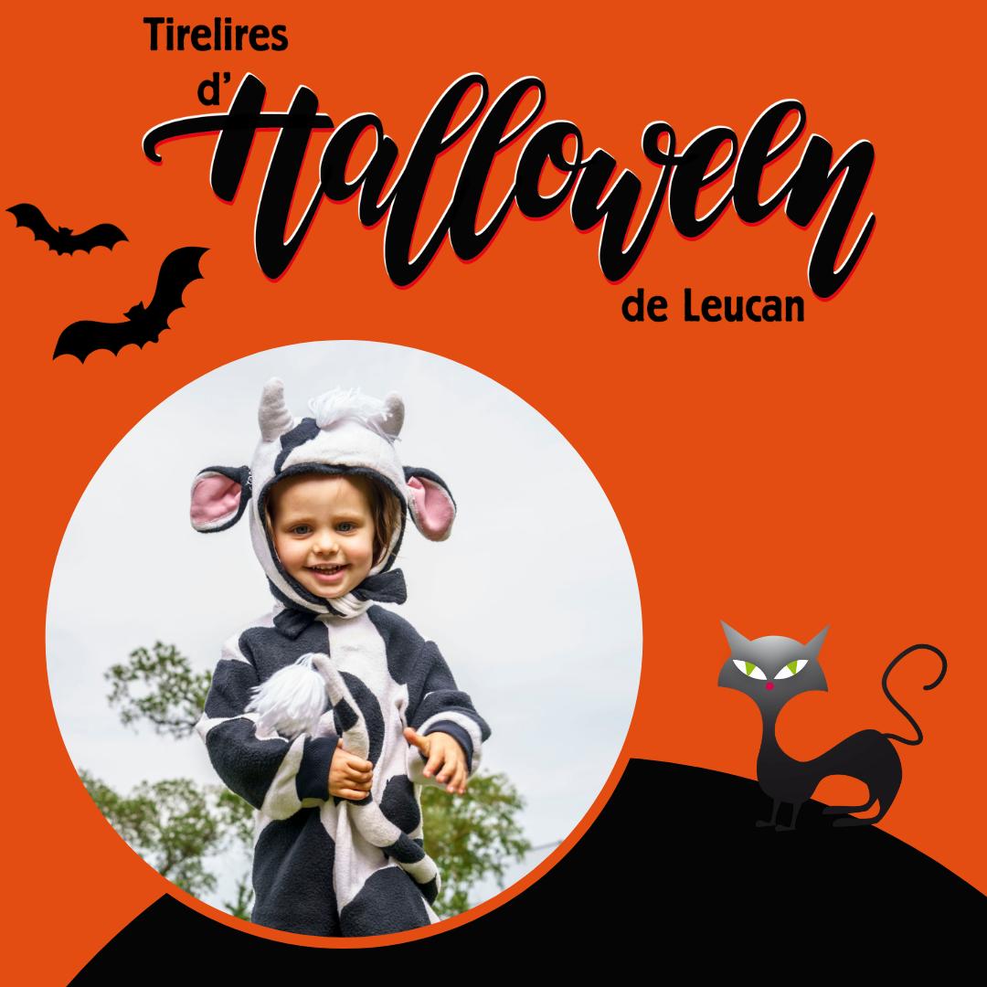 Tirelires d'Halloween Leucan